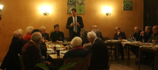 Mitgliederversammlung mit Ralf Brauksiepe