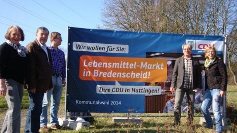 Lebensmittelmarkt in Bredenscheid: CDU unternimmt erneuten Anlauf – SPD kehrt vom Vorhaben ab.
