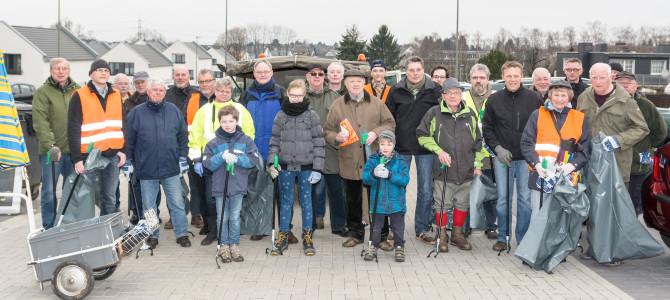 Umwelttag 2015 in Niederwenigern