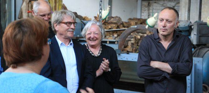 Von Maschinen und Naturgewalten. CDU Kultur- und Bürgerpreis geht an Bildhauer Gereon Lepper.