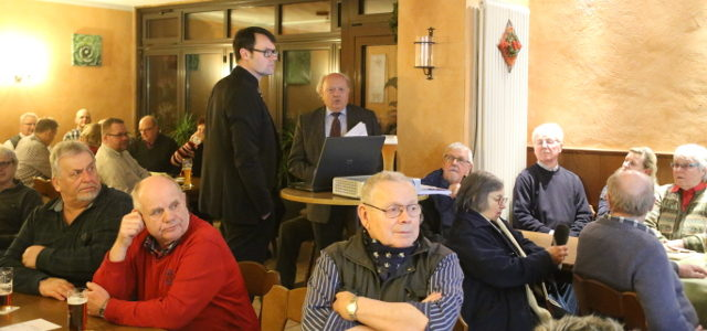 Bürgerversammlung mit Baudezernent Jens Hendrix