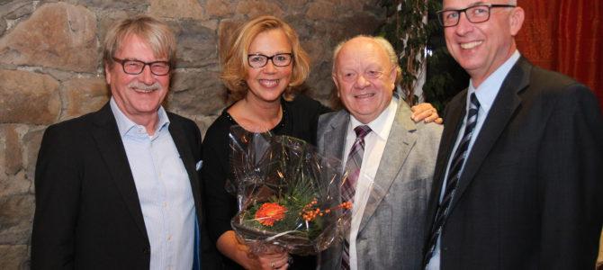 Barbara Niemann verabschiedet. Unternehmerin zieht nach Essen.