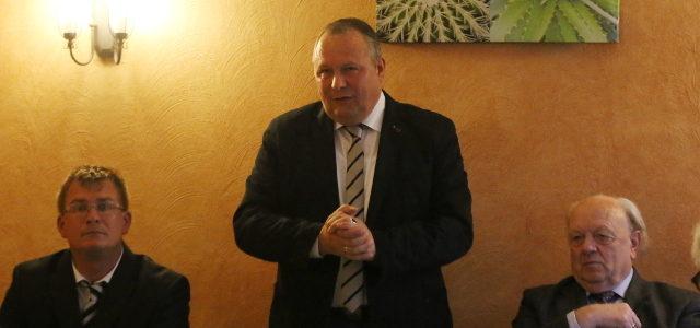Josef Hovenjürgen und Markus Pauli in Niederwenigern