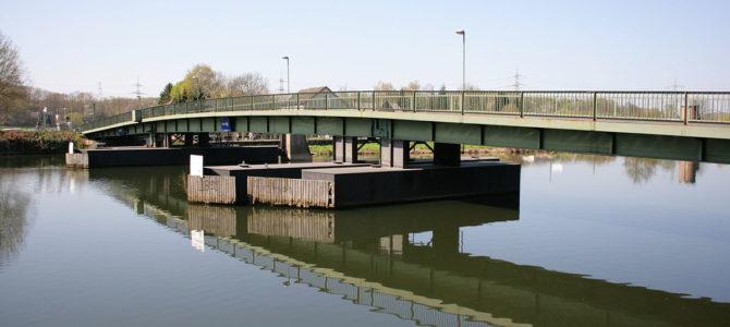 Zeitnahe Öffnung der Pontonbrücke
