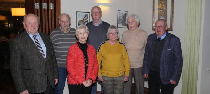 Mitgliederversammlung der CDU Niederwenigern mit Jubilarehrung