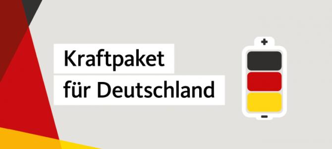 INVESTITIONEN FÜR DIE ZUKUNFT