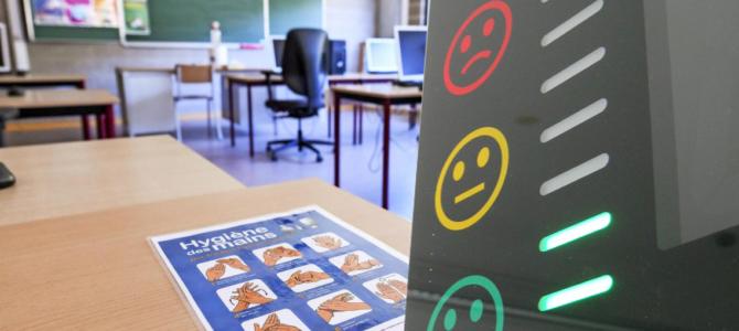 CDU fordert CO2 Ampeln für Klassenzimmer