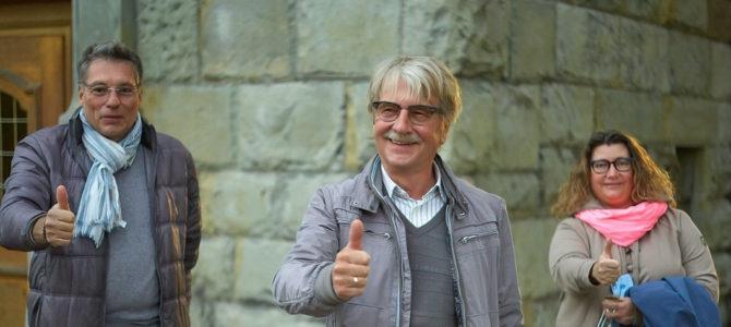 Herzlichen Glückwunsch, Dirk Glaser!