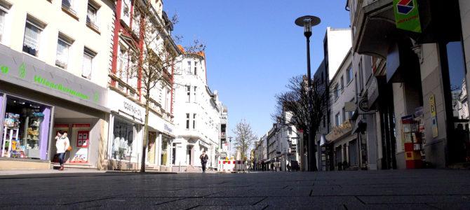 Die Fußgängerzone muss Fußgängerzone bleiben!