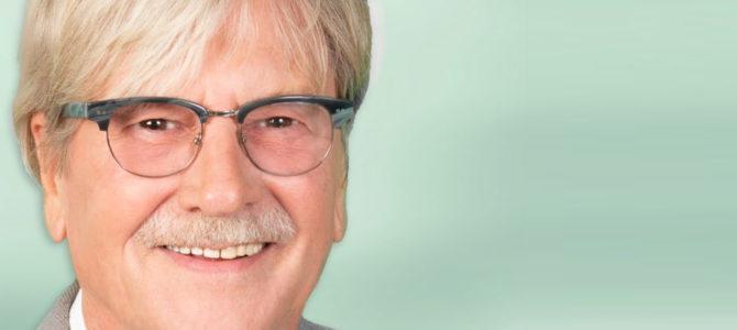 Gerhard Nörenberg in seinem Amt einstimmig bestätigt