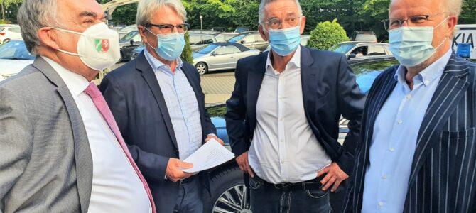 NRW-Innenminister Reul begeistert auf CDU-Veranstaltung