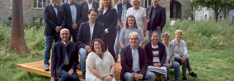 Die neue Ratsfraktion der CDU Hattingen
